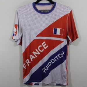 Harry Potter France National Team Quidditch Jersey